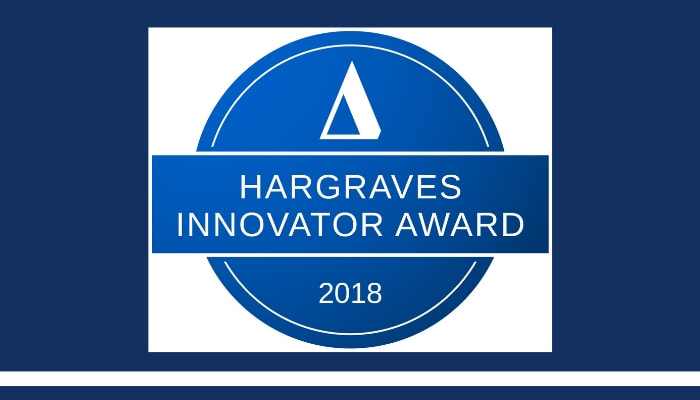 Hargraves Innovator Award Lachlan Moncrieff